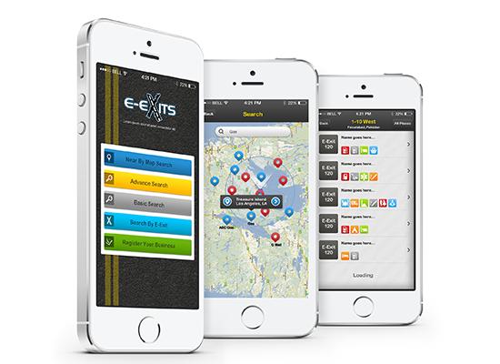 IOS maps apps