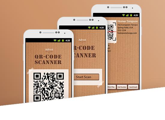 QR code scanner and reader apps